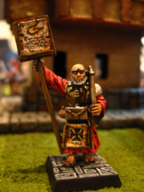hunter - My Witch Hunter Warband WARHAMMER005-6