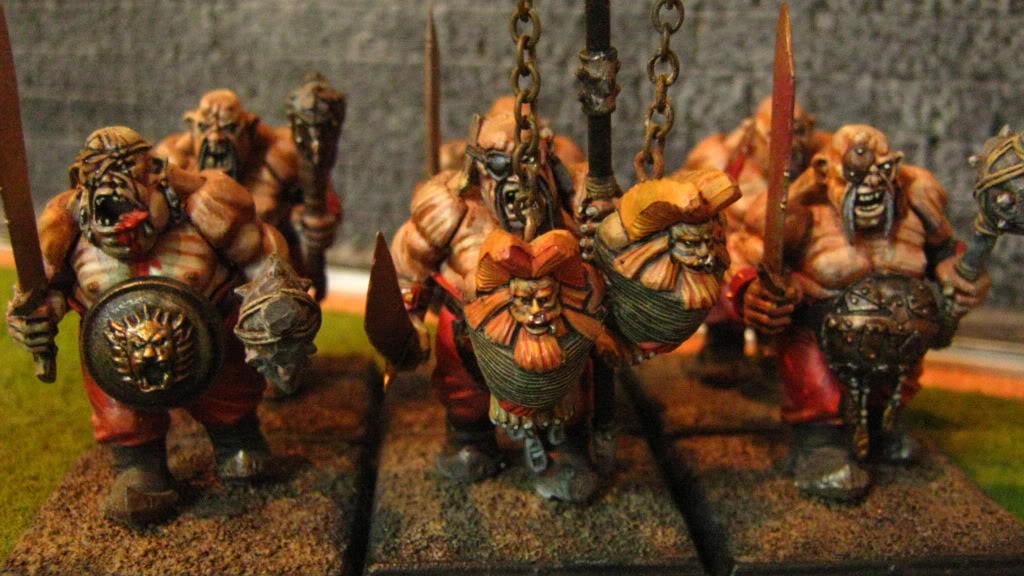 Dreng Tromm's Random Works Ogres