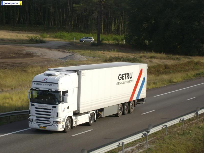 Getru Transport (Bleiwijk) Getru
