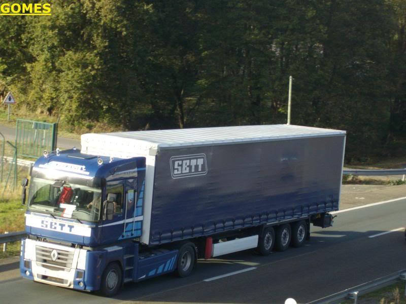 SBTT (Société Basque de Transport et de Transit) (groupe Decoexsa) (Hendaye 64) Sbtt