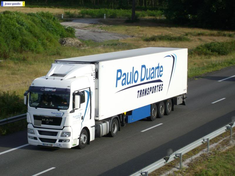 Transportes Paulo Duarte Lda -Torres Vedras Paulo