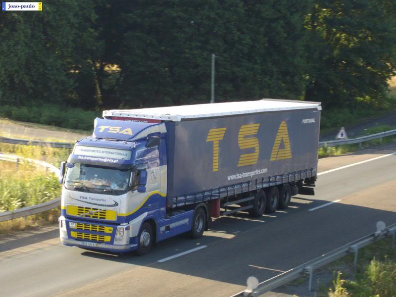 TSA Transportes Tsa