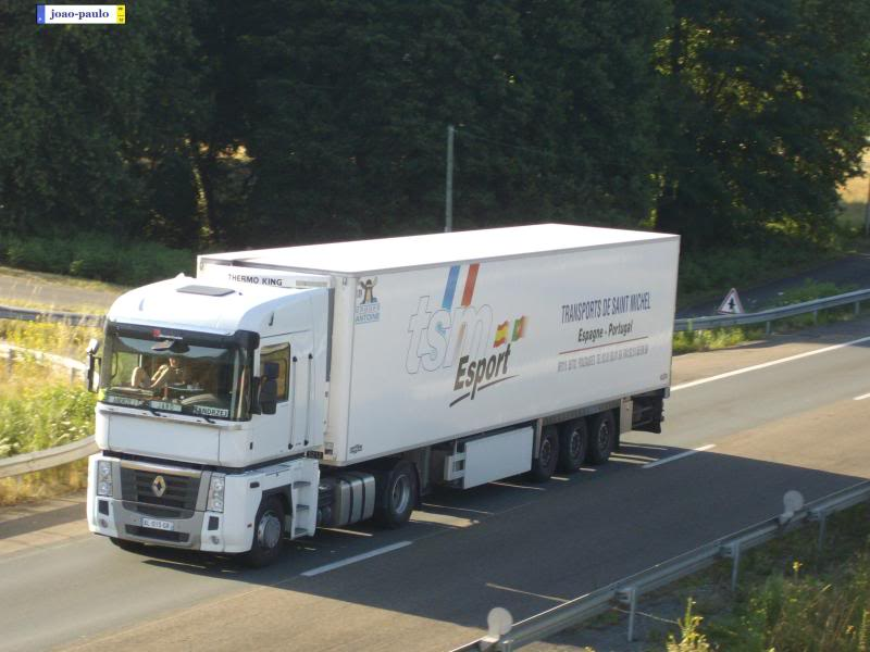 Transports de Saint Michel (Groupe Antoine)(Pouzauges, 85) Tsmv