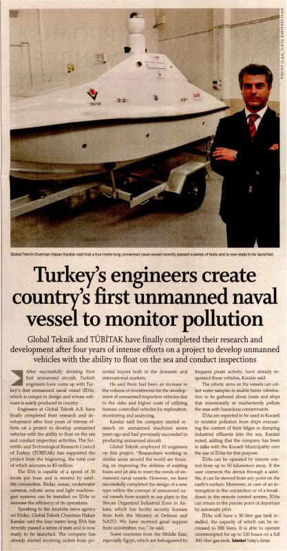 Industrie militaire turque - Page 6 Insansiz
