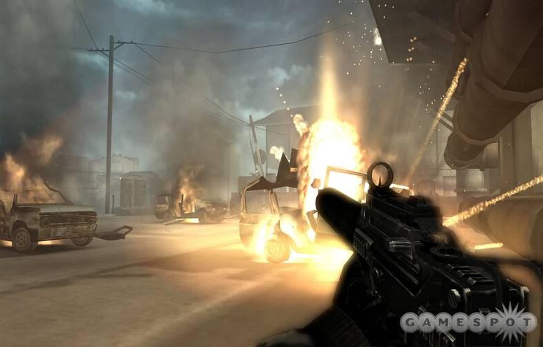 Black (Original Xbox) Review BLACK