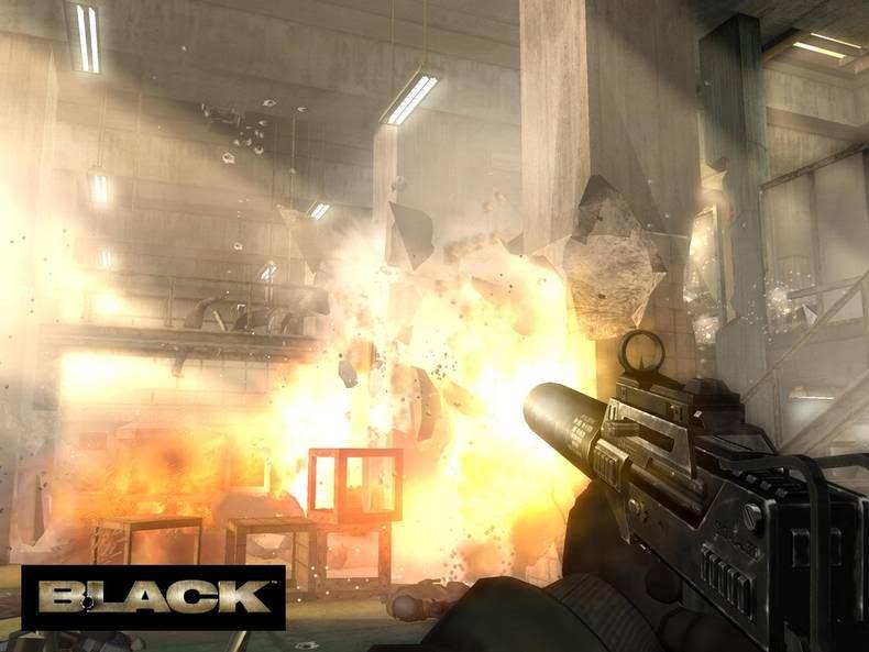 Black (Original Xbox) Review BLACK2