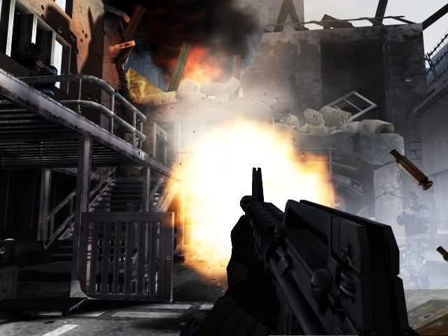 Black (Original Xbox) Review BLACk6