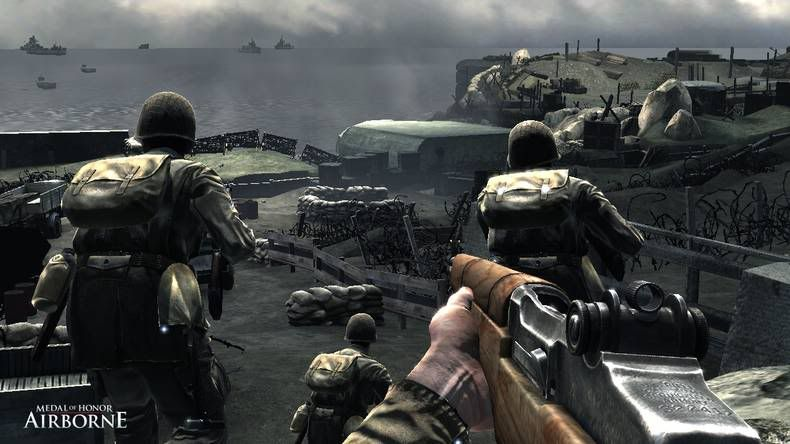 Medal Of Honor: Airborne A4