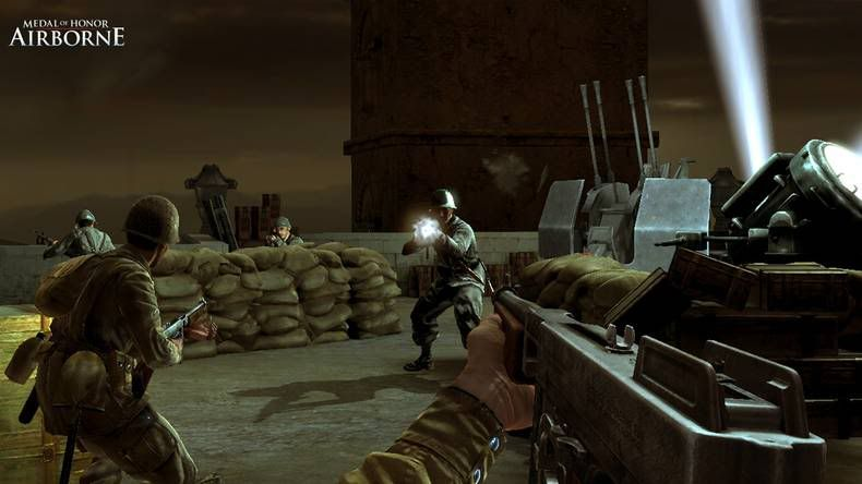 Medal Of Honor: Airborne Air2