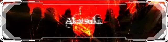 AKATSUKI ORGANIZATION