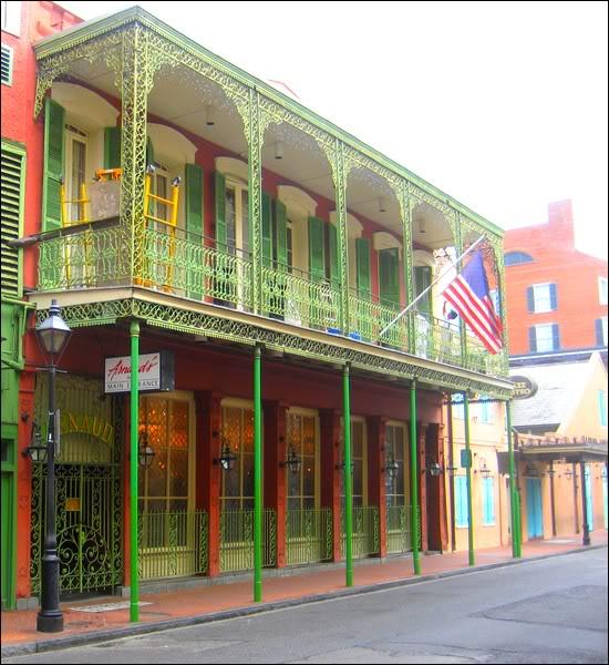 Sobre Viagem a New Orleans Arnoud1