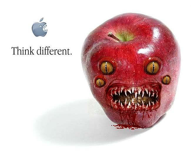 Had a Crap Day ... Rant Here Apple_monster
