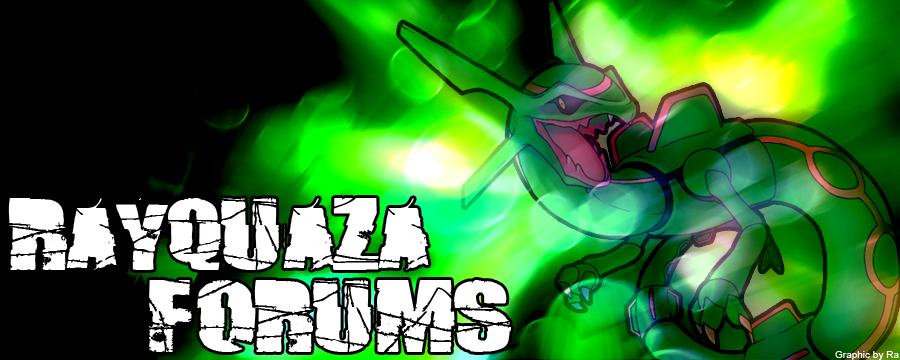 Rayquaza Forum Art Competition RayquazaBanner3