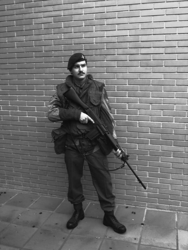 1 PARA; North Ireland 1972: 19722