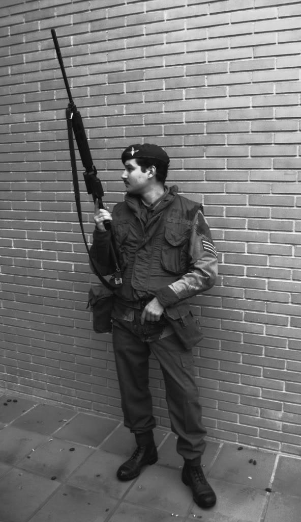 1 PARA; North Ireland 1972: 19727