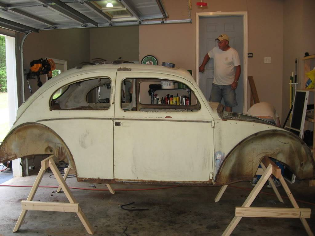 Learn how to take apart 58 beetle this weekend. IMG_2012