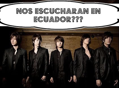 Proyecto: SS501 On The RaDio!!!! FIND-1