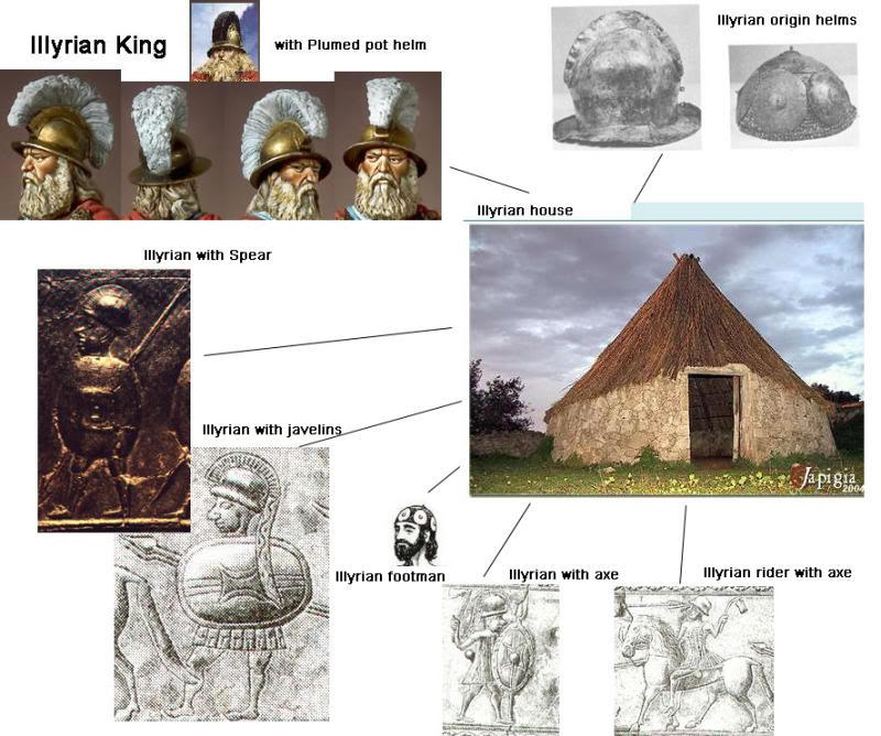 Bosnian mythology  Illyrians6