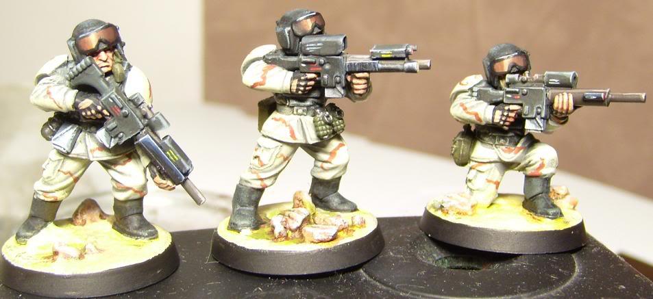 8eme Régiment d'Infanterie Mobile de Cadia. Usface
