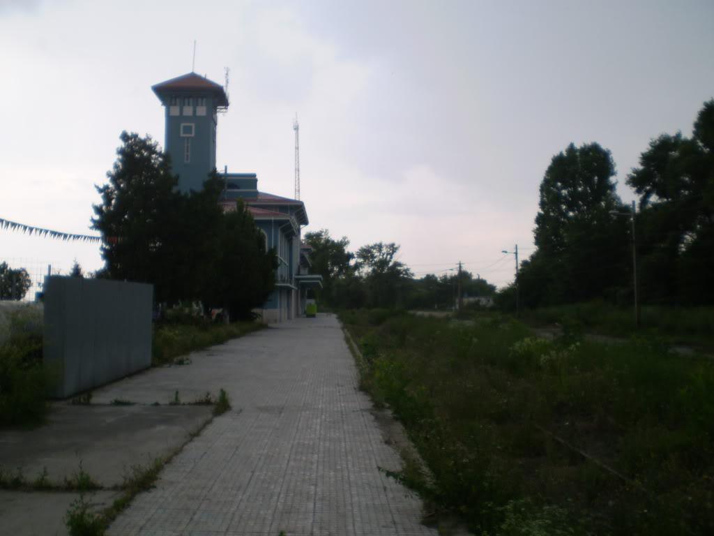 Liniile ferate industriale din Giurgiu P6280220