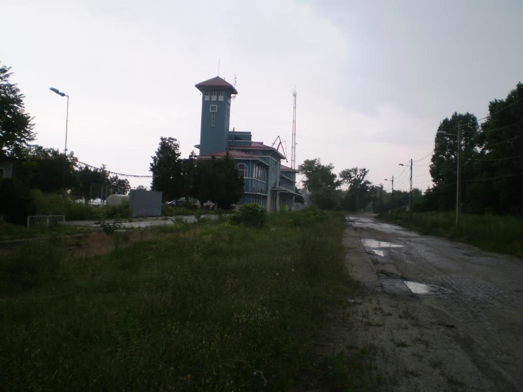 Liniile ferate industriale din Giurgiu P6280222
