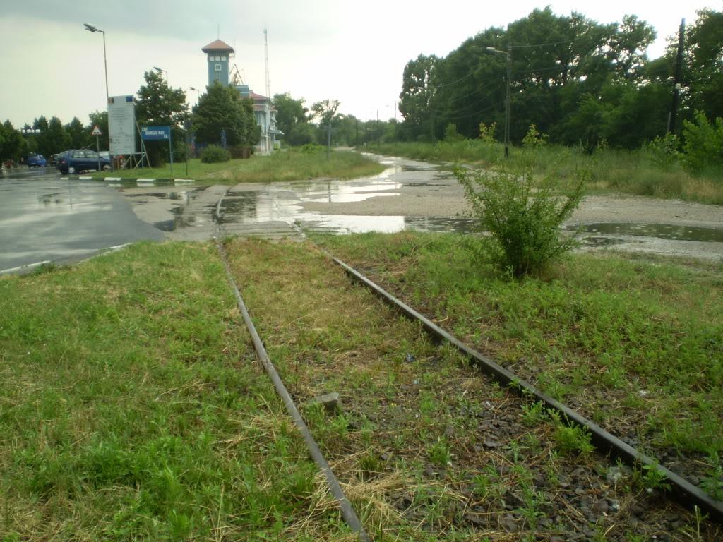 Liniile ferate industriale din Giurgiu P6280231