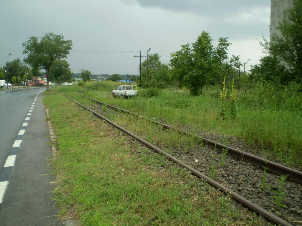 Liniile ferate industriale din Giurgiu P6280237