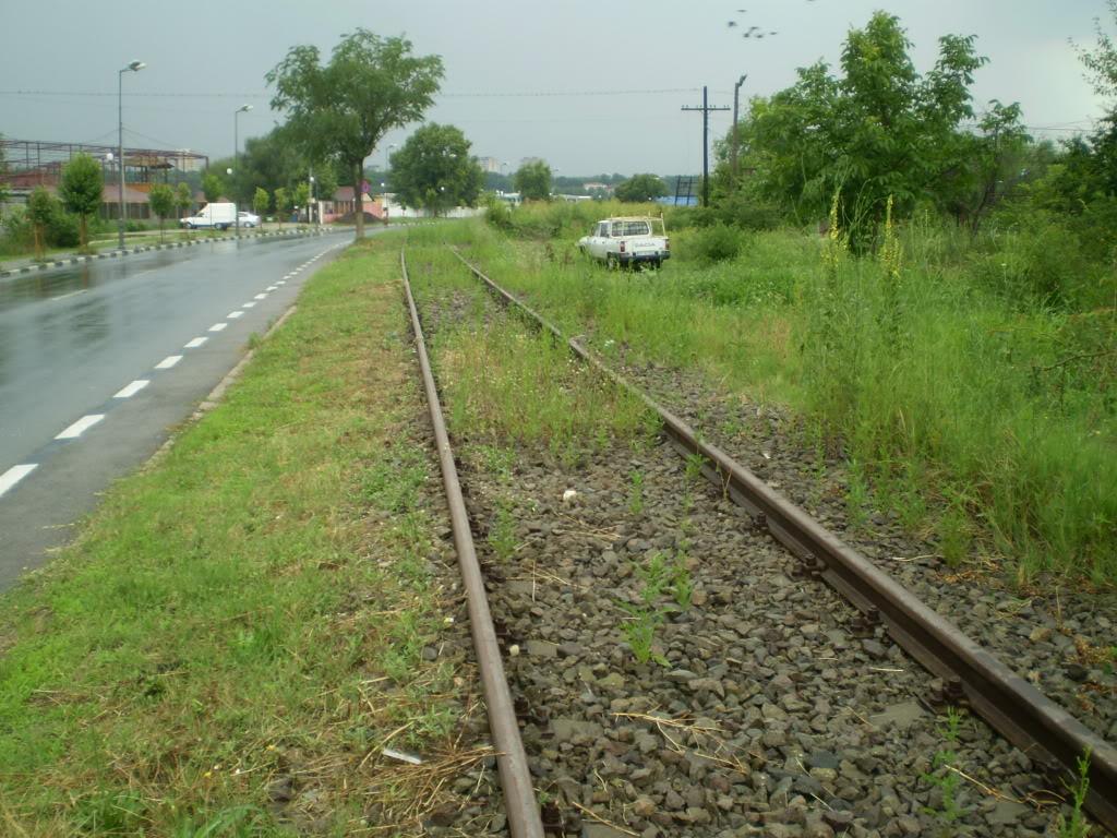 Liniile ferate industriale din Giurgiu P6280238