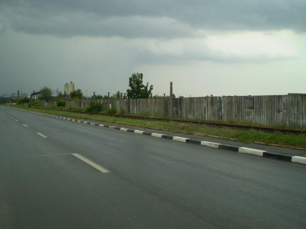 Liniile ferate industriale din Giurgiu P6280241