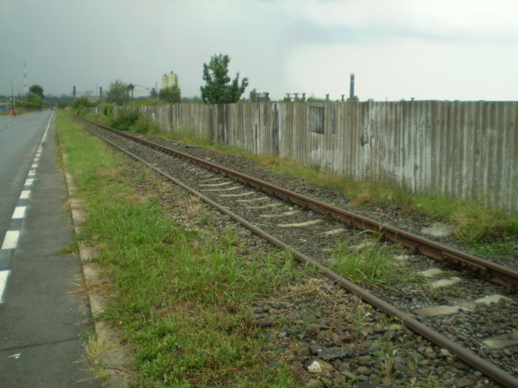 Liniile ferate industriale din Giurgiu P6280242