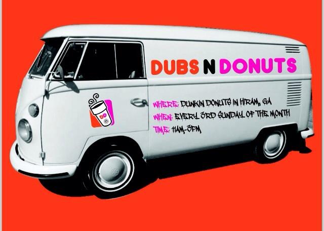 Drip'n Drivers present Dubs 'N' Donuts Image-18