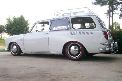 Kale Carter 1968 Type 3 Squareback Pearl3