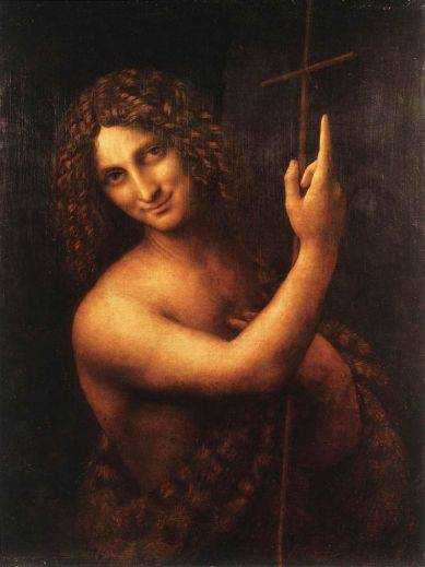 The Truth? Leonardo-da-Vinci-St-John-the-Baptist-Oil-Painting_zpsdfd8b2f9