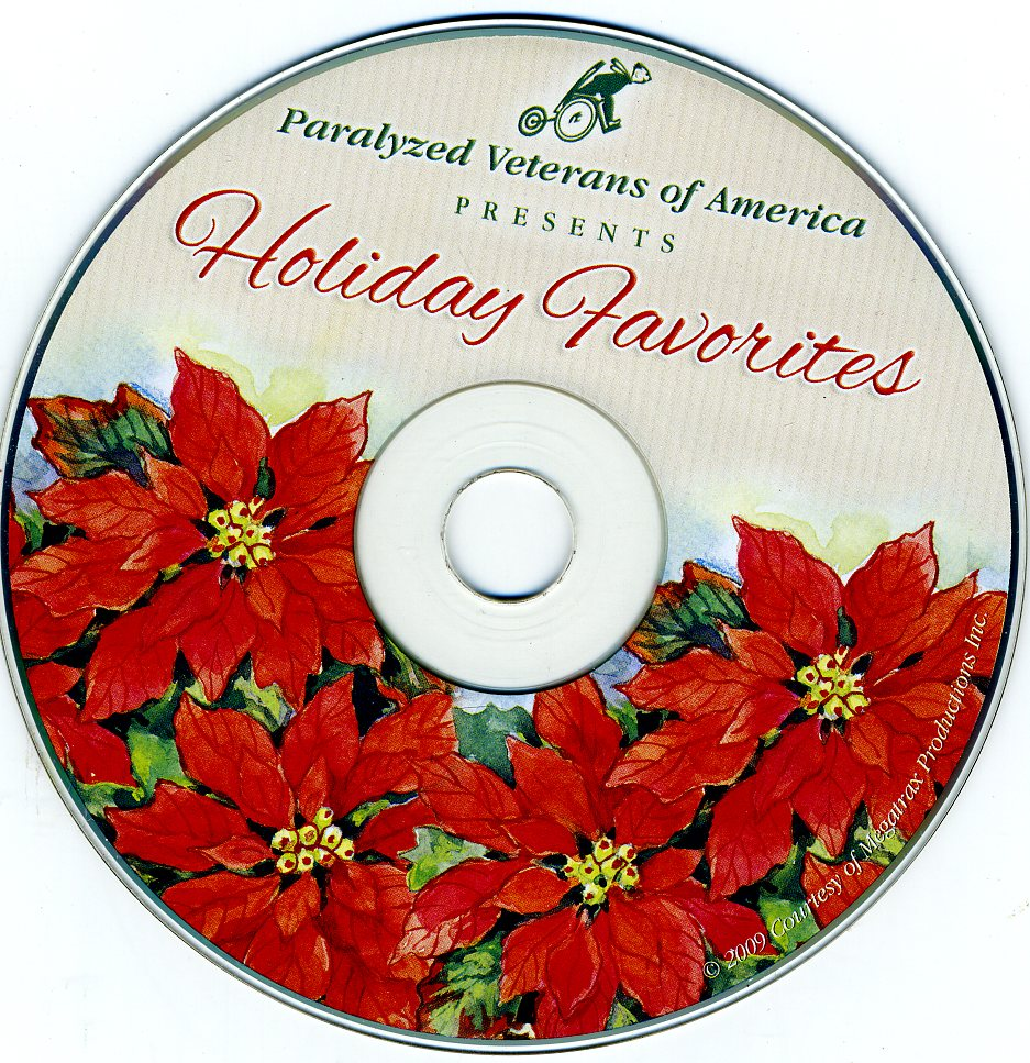 Paralyzed Veterans of America   Holiday Favorites   Edward Kayyuen Lo and Friends PVA001_zps2xe4d3ee