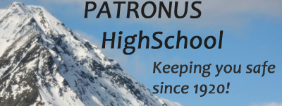 Patronus High School   }Keeping you safe since 1920!{ Siggie