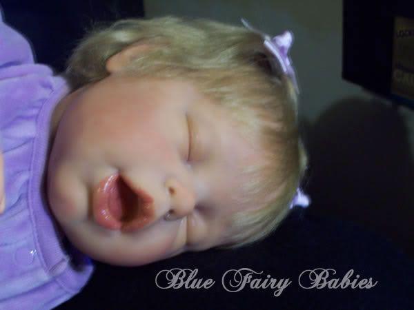 Adopted Babies Sleepy