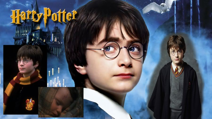 Fantasy Category HarryPotterCollage01
