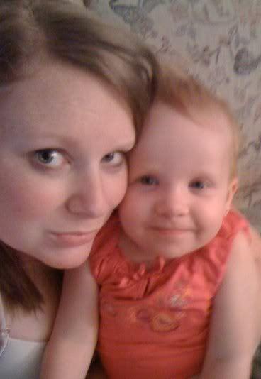 Two of my daughters Kristaandjamilynn