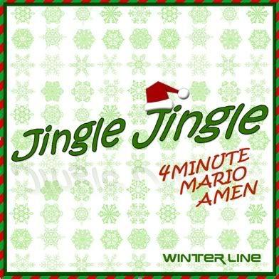 4minute - Jingle Jingle Jingle