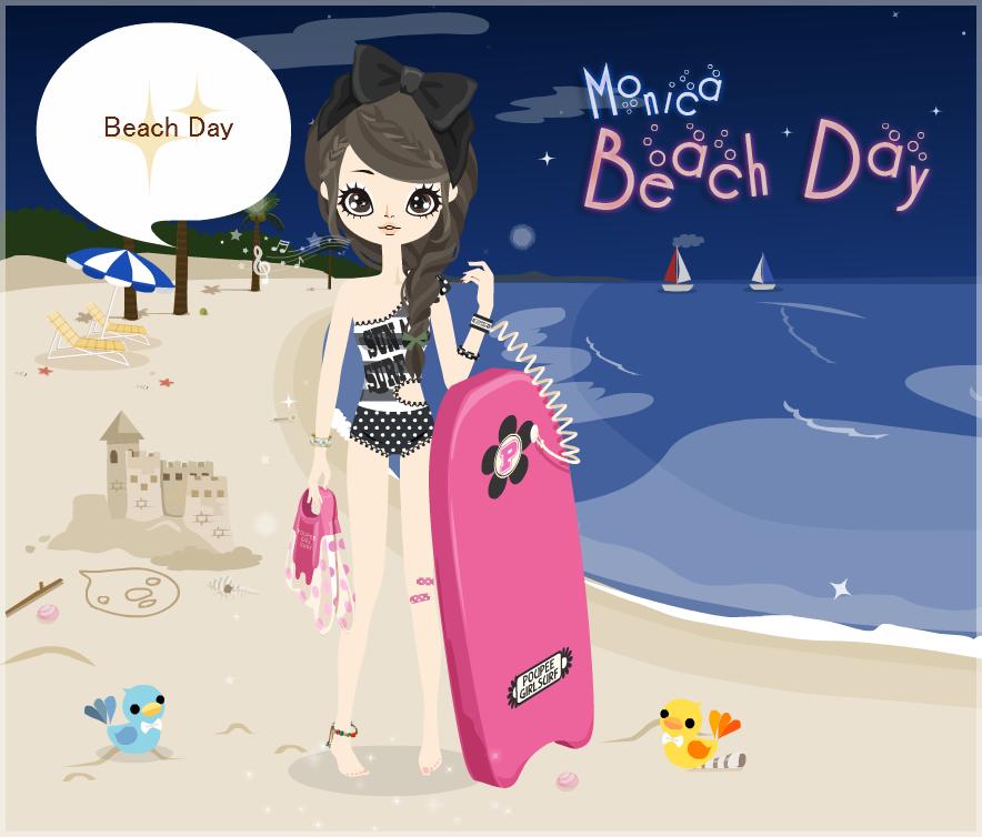 ☼ Beach Day ☼ Beachdaymonnie