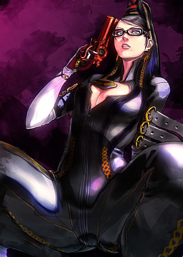 Bayoneta - personagem principal 1258664933832