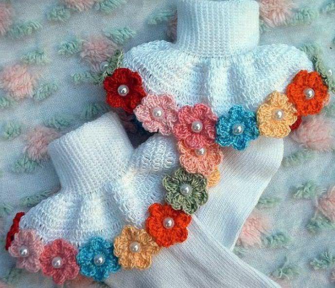 Mẫu đan của thành viên - Page 4 Socks10