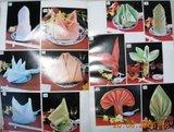 Gấp khăn trang trí bàn ăn Th_908882699798836250