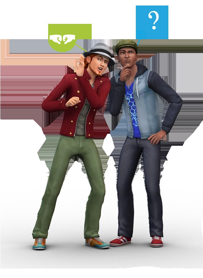Renders Sims y nuevo video preview de Gamescom 2014 Quiz_question_06_v1