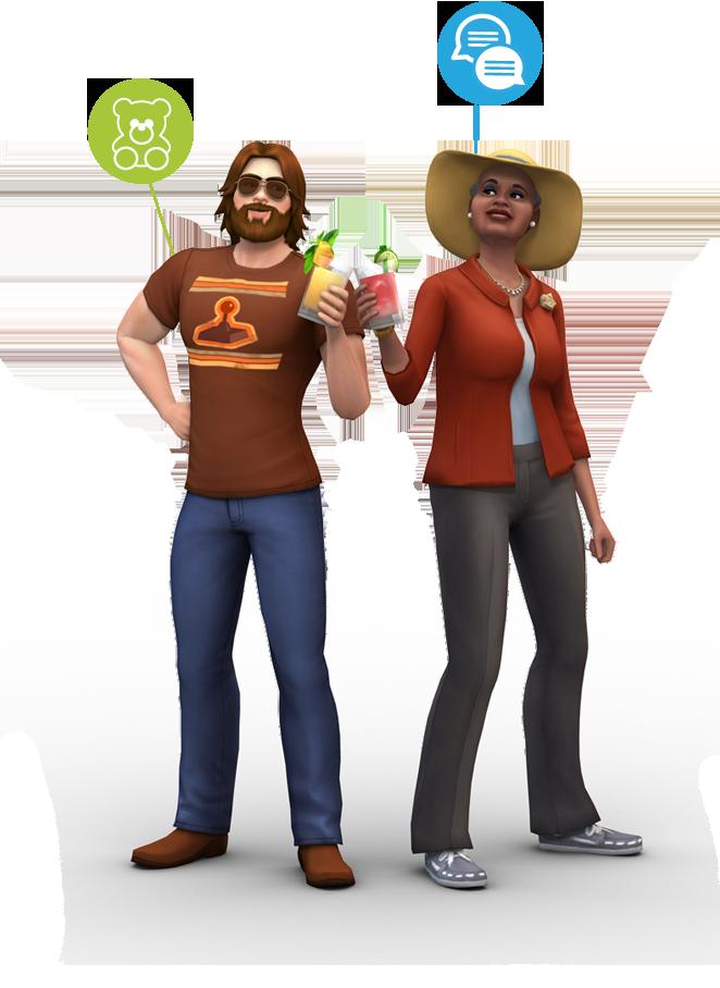 Renders Sims y nuevo video preview de Gamescom 2014 Quiz_question_07_v1