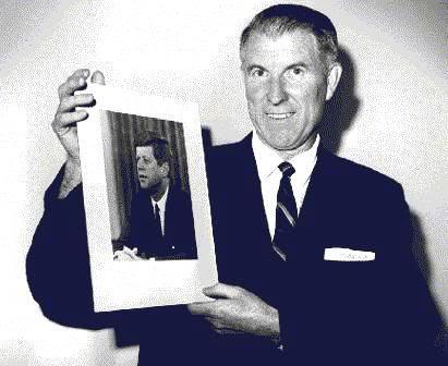 JFK assasination. The driver shot him. BillGreer