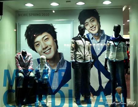 """Kim Hyun Joong promocionando ropa de """"Basic House"""" - Fotos de la tienda y de las ropas. HJL_basichouse001"""