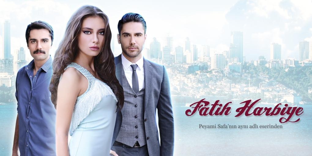 Fatih Harbiye / სტამბოლის ორი სახე 190e38ed9ff4839d9d23b443ca93f688