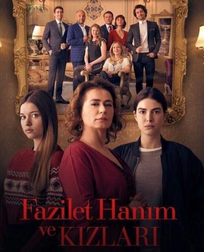 Госпожа Фазилет и её дочери / Fazilet Hanim ve Kizlari C6bc03bf847cbd239610da18dda94fe3