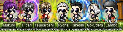 A Day With The Vongola Family Ms5